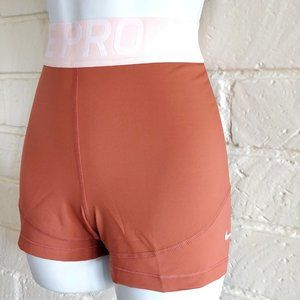 NEW Nike Pro DRI FIT Training Womens Shorts sz XXL